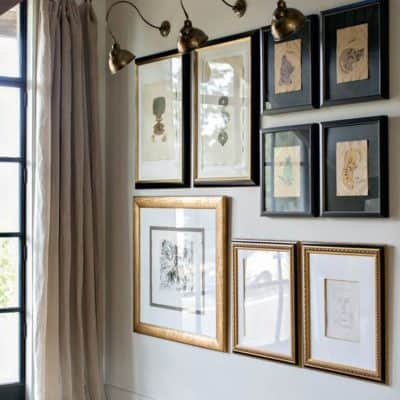 The Art of the Gallery Wall (part 1) – Selecting Artwork