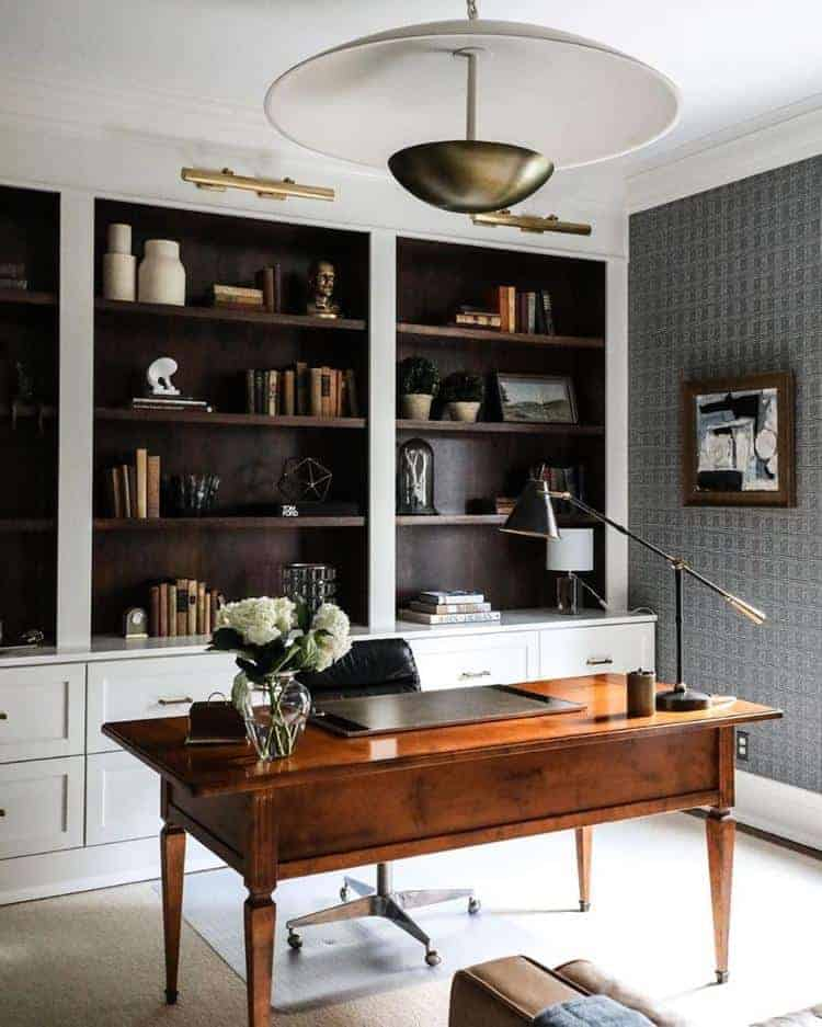pinterest faves and saves office inspo