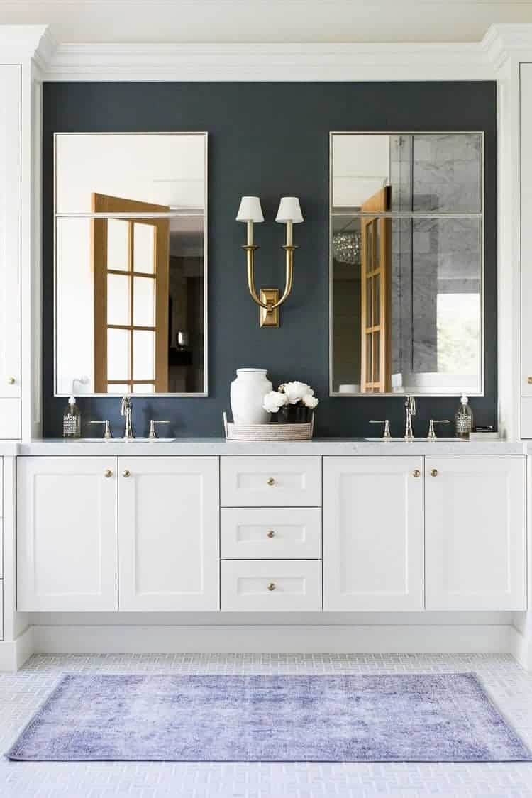 Studio McGee Master Bathroom Design