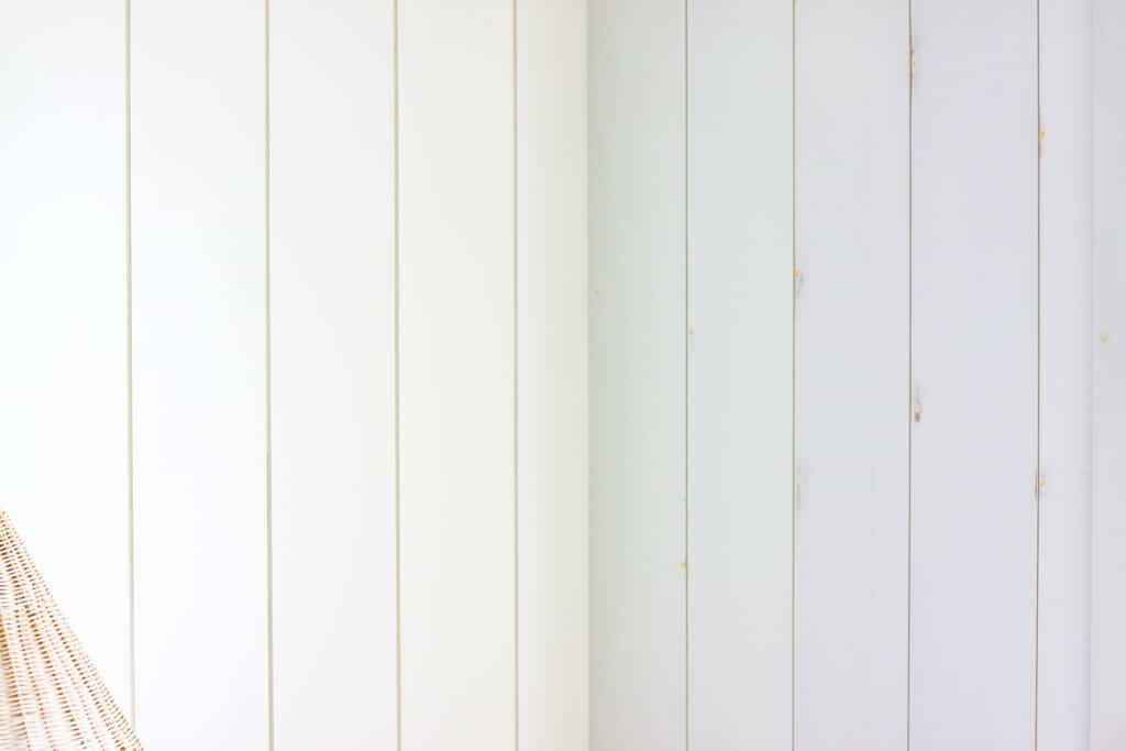 side by side shiplap