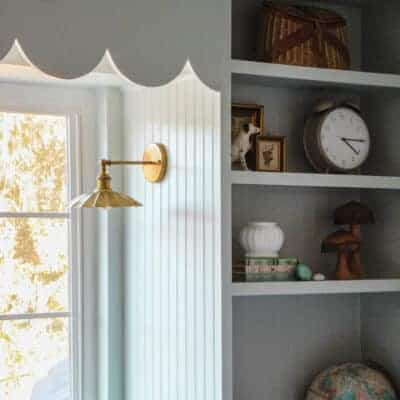 Roundup: Affordable Sconce Lighting (…and sconce tour of our home)