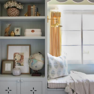 Noelle's Collected, Cottage-Inspired Bedroom