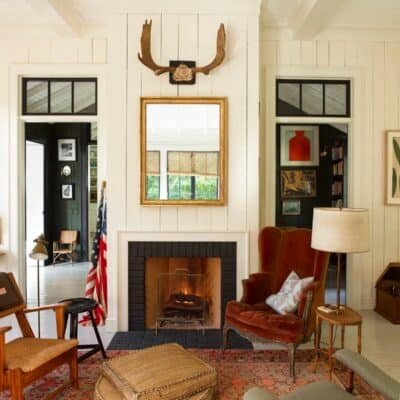 Five Floor-to-Ceiling Fireplace Design Options