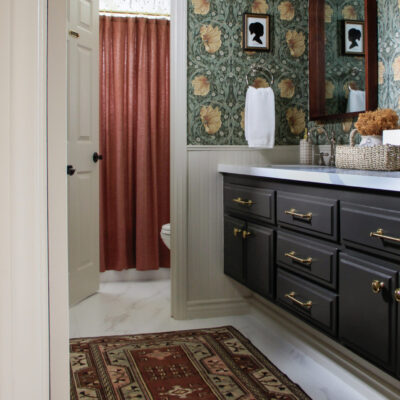Resize Any Vintage Rug in Two Easy Steps